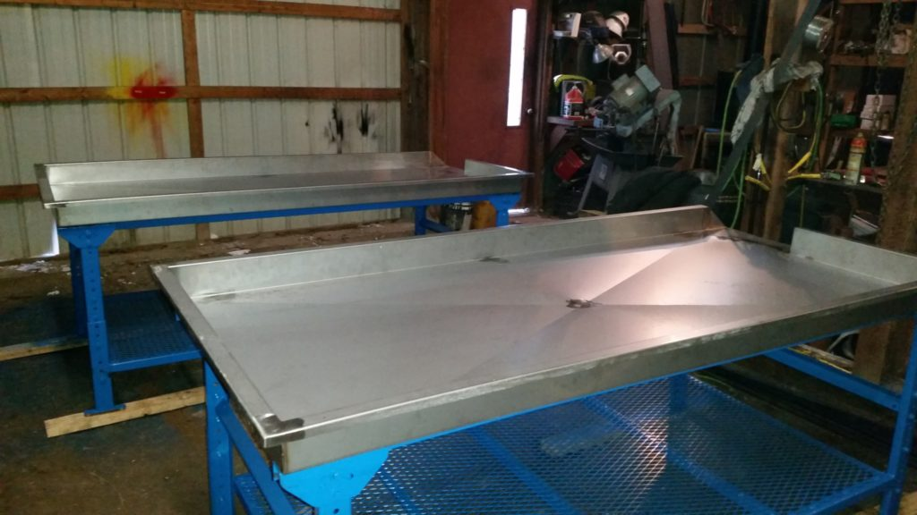 stainless steel fabrication, stainless fabrication, industrial fabrication