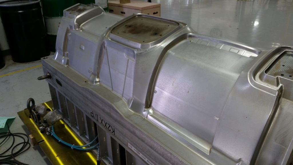 Die repair, die welding, tool and die, aluminum welding
